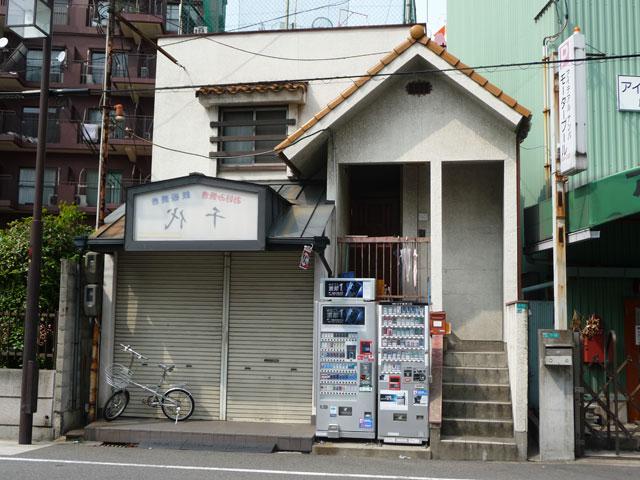 難波中2丁目のお好み焼き屋「千代」は閉店
