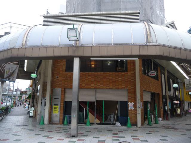 恵美須町の「大阪王将」、通天閣本通に7月移転