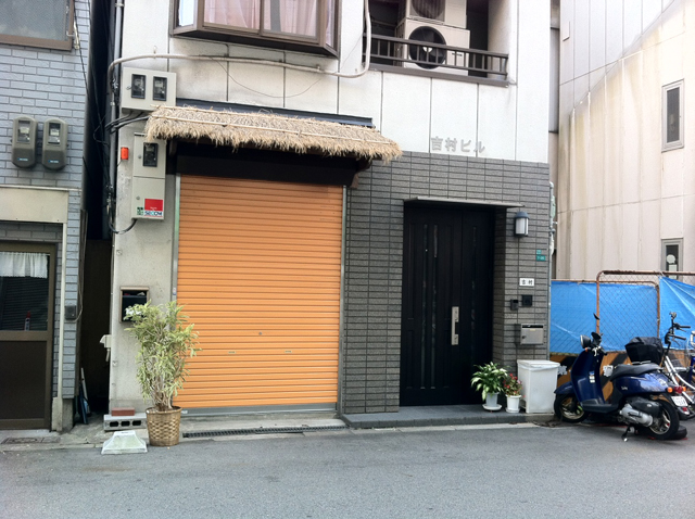 日本橋4丁目の水着リフレ「あくあ」は事実上の閉店か?
