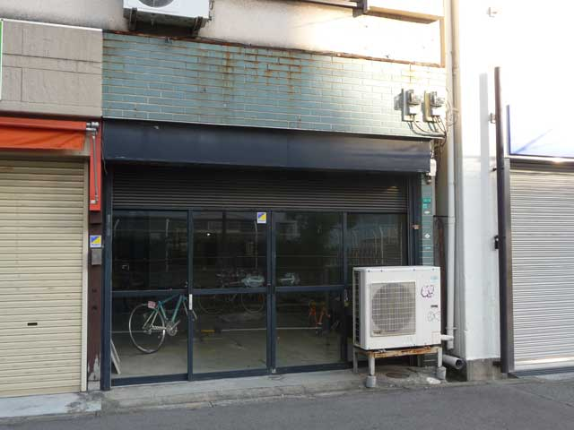 日本橋5丁目の自転車専門店「CYCLES42」はまもなく閉店