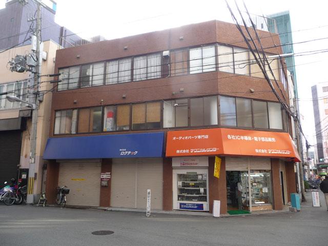 日本橋エリアでは希少?屋内型バイク駐車場がオープン