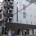 難波中2丁目のクリニックモール「森川医療ビル」がオープン