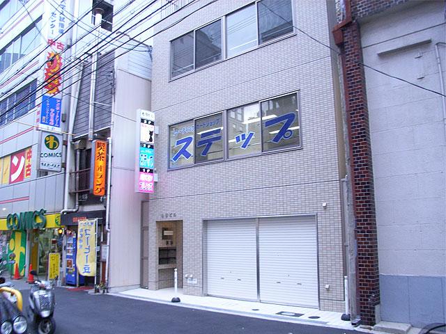 難波中2丁目・松田ビルのテナント構成は「PC+トレカ+メイド」