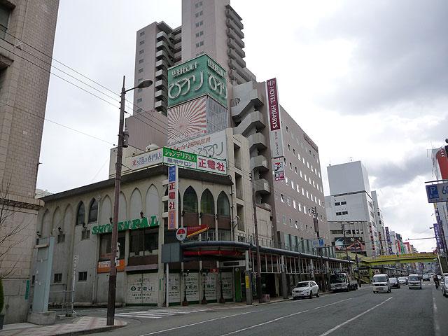 「ジャングル」と「ロボットファクトリー」の移転先は日本橋3丁目か