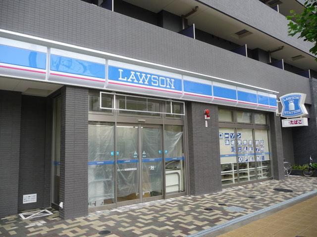 ローソン、日本橋5丁目に2店舗目を出店