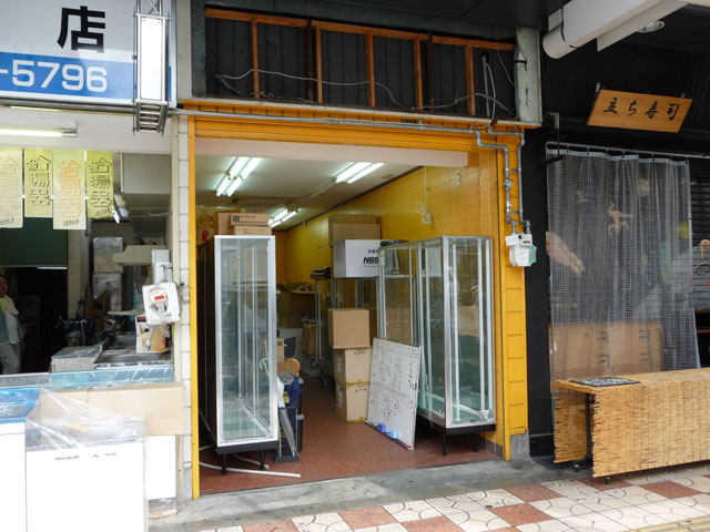 日本橋5丁目・コンチネンタル跡に新店オープンの動き