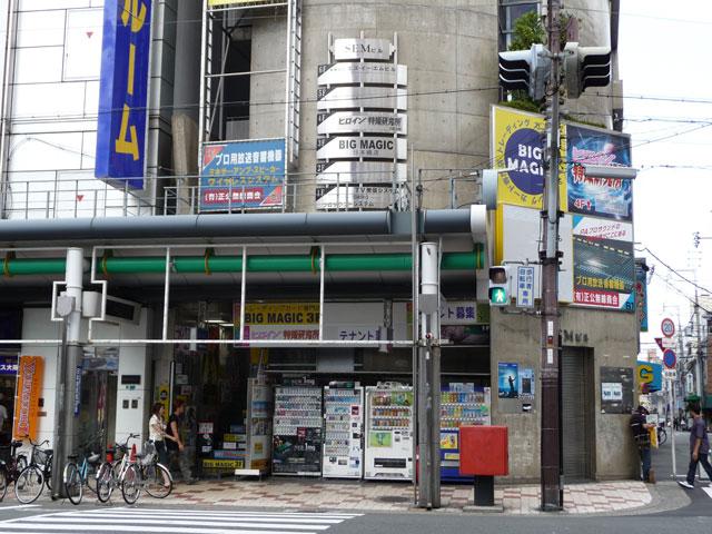 日本橋4丁目・SEMビルの空き区画にはさらにDVD店が出店