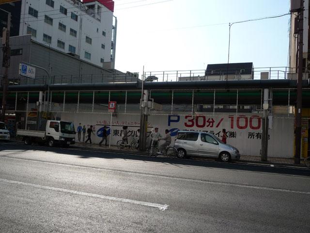 ニノミヤ本店跡地、開発計画は事実上頓挫?