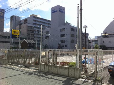 日本橋5丁目に駐車場「Times」が増設、バイク専用枠も