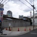 日本橋4丁目「大願」跡はマンションに