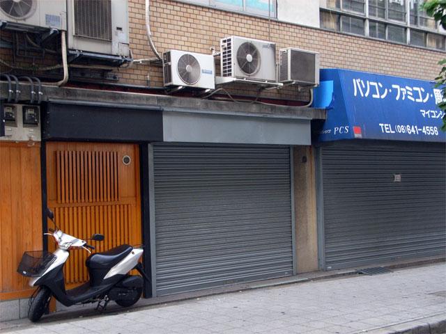 日本橋5丁目の「韓ラーメン」、いつの間にか閉店