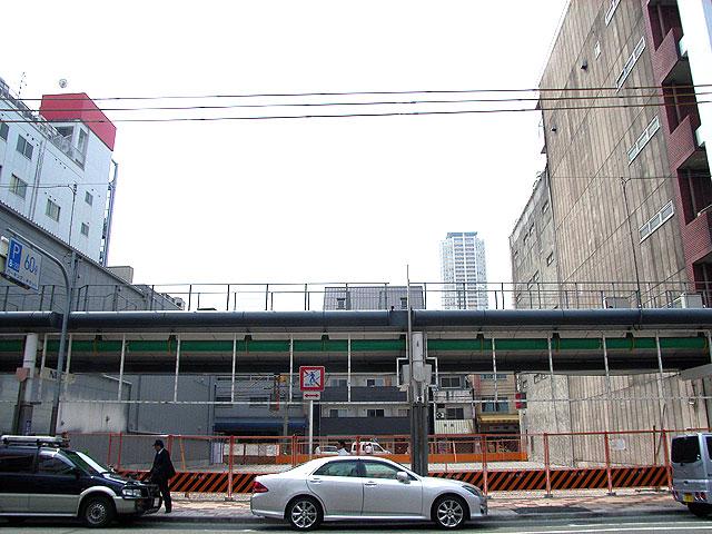ニノミヤ本店跡のマンション建設計画は事実上の凍結か?