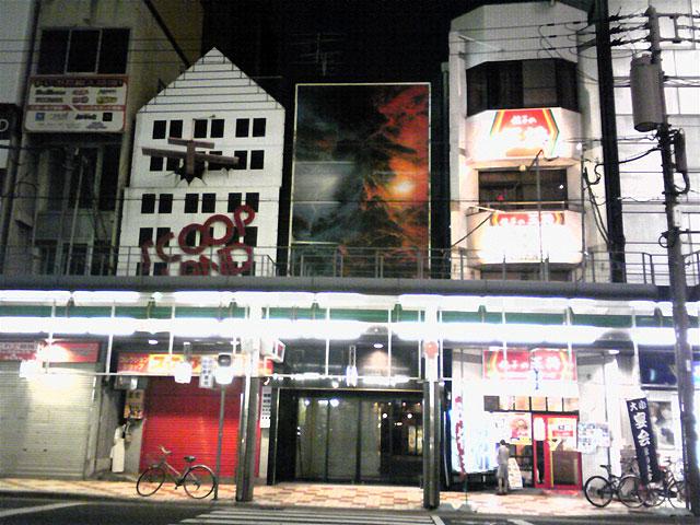 日本橋4丁目の画廊「Galaxy Art」は閉店?