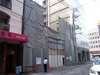 旧「マルニリビング」跡地は15階建てのマンションに