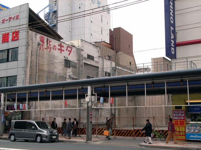 旧「ニノミヤ日本橋えびす店」もマンションに