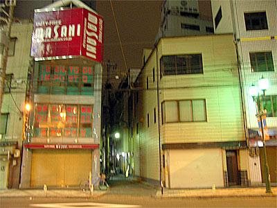 なんさん通りに「松屋」がオープン予定