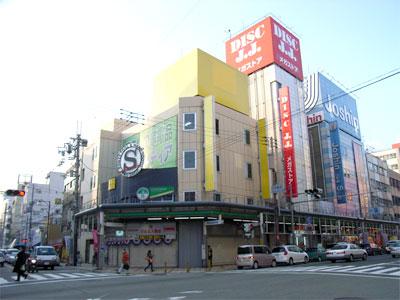 旧「ナカヌキヤ4丁目店」跡に「おたくの殿堂」が近日オープン予定