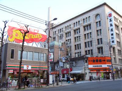 セブンイレブン日本橋2丁目店、タムラのピーナツビルにオープン