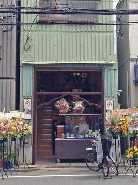 難波中2丁目・なんさん通り近くにタイ料理店「大阪カオマンガイカフェ」オープン