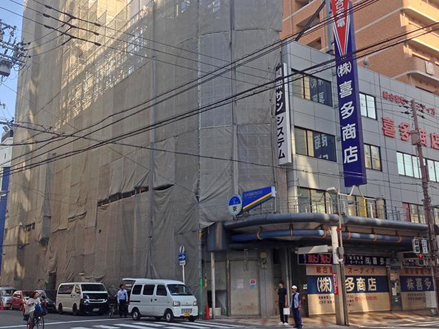 日本橋5丁目・ソフマップ4号店跡には海鮮居酒屋が出店か