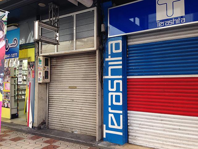 日本橋5丁目のDVD専門店「DISC CITY」は閉店