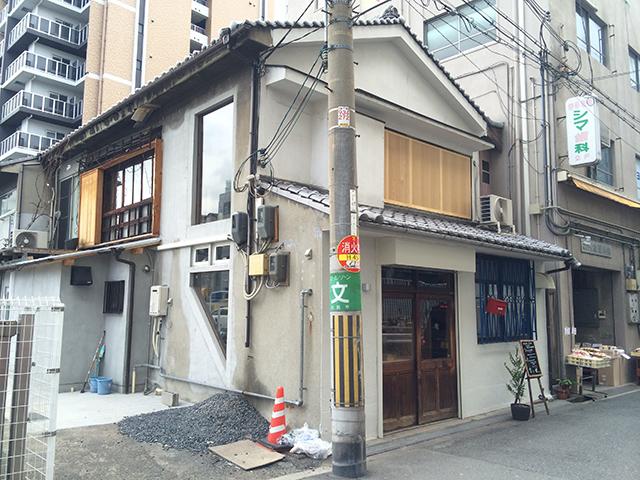 日本橋5丁目に伊料理のティ・レストラン「しゅうにゃ」がオープン準備中