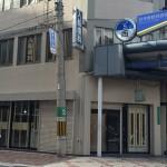 日本橋5丁目の「阪急そば」跡が改装中 新規テナント入居か?