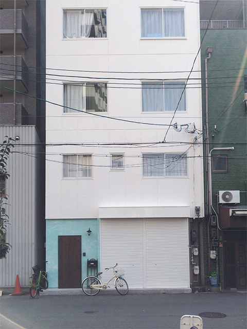 日本橋東に猫カフェ「猫音」がオープン準備中