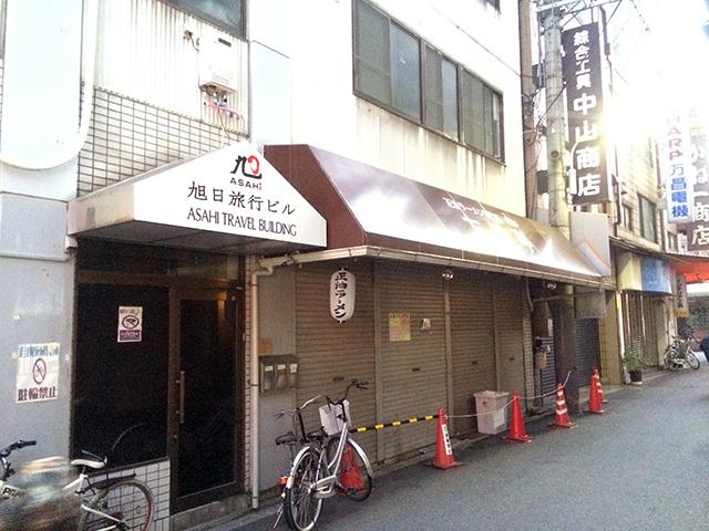 日本橋4丁目に醤油ラーメン専門店「友愛亭」がオープン準備中