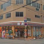 オタロード南方にコンビニ「セブンイレブン」の新店舗