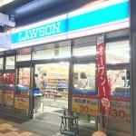 日本橋4丁目「おたくの殿堂」跡にコンビニ「ローソン」がオープン