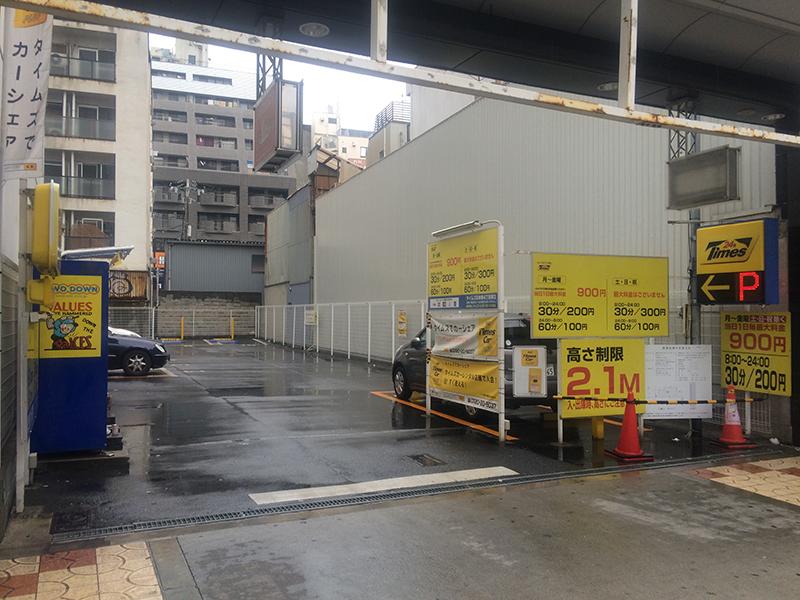 日本橋4丁目・堺筋沿いで新たなマンションの建設計画