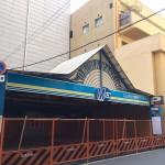 日本橋3丁目の「エムテック野村パーキング」が営業終了