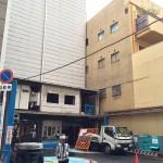 日本橋3丁目・野村パーキング跡は解体へ マンション建設か?