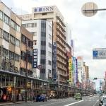 日本橋4丁目・堺筋沿いにビジネスホテル「東横INN」がオープン