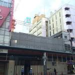 日本橋3丁目「アンエイ」跡は15階建分譲マンション 来春竣工予定