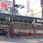 日本橋4丁目・堺筋沿いにコンビニ「ファミリーマート」が移転へ