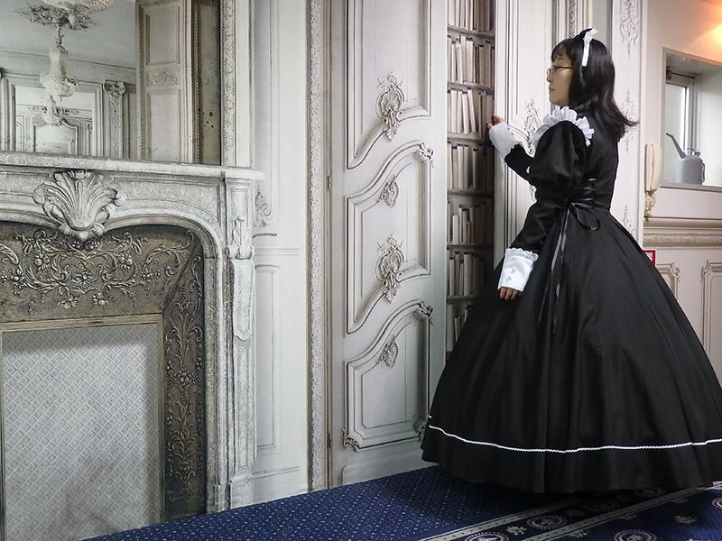 難波中2丁目にメイド服のレンタルサロン「ミルキーアンジェ」がオープン