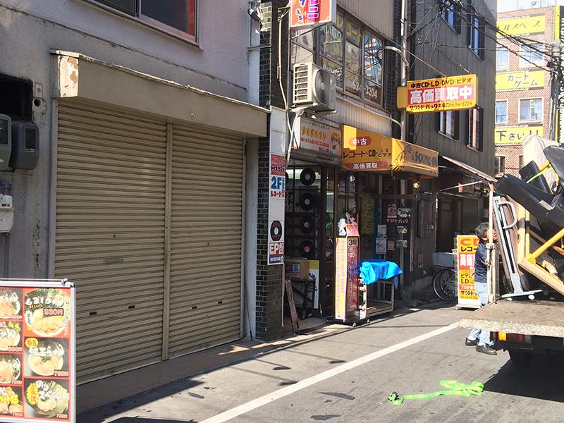オタロード沿いの洋食店「ラ・ピッコラ・クッチーナ」が閉店