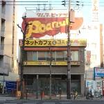 日本橋3丁目交差点角にローソンの新店舗 セブンからの鞍替え?
