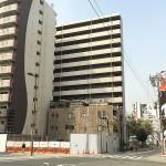 日本橋3丁目・グリーンビル日本橋の解体跡はマンションに
