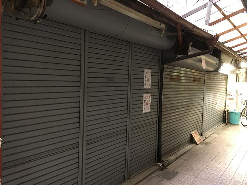 日本橋商店会内にカフェ「タイディカフェ」がオープン準備中