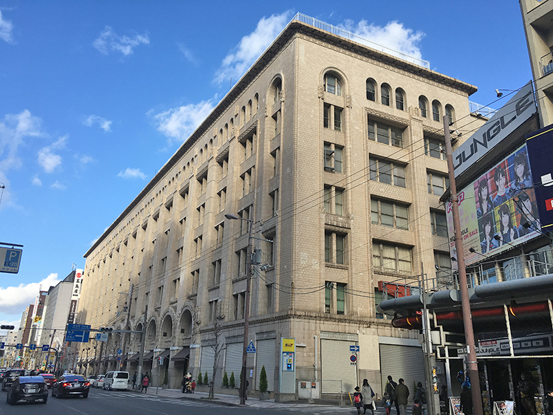 髙島屋東別館、1階部分の全店舗が退店 今後はどうなる?