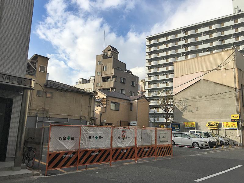 日本橋東1丁目に新たなホテル建設計画