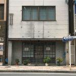 なんさん通りのうどん店「難波亭本店」は事実上の閉店か