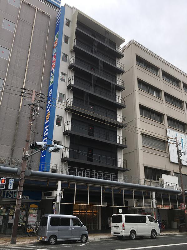 日本橋5丁目に「ホテルWBF アートステイなんば」がオープン