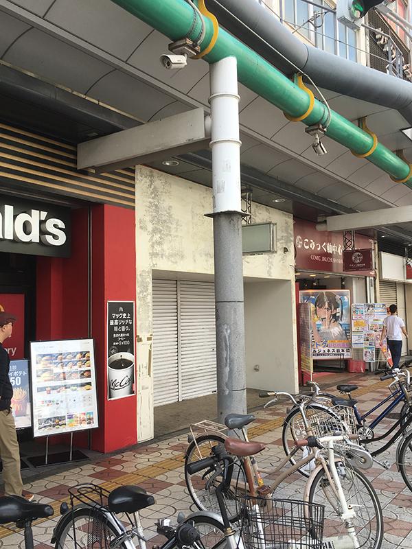 日本橋4丁目・キングオスカー跡は引き続きクレーンゲーム専門店に