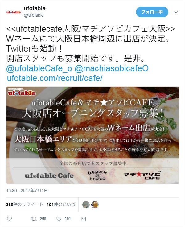 日本橋に「ufotable Cafe」「マチ★アソビCAFE」出店へ さて場所は?
