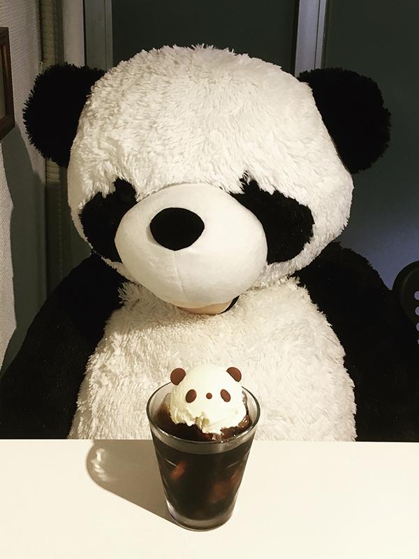 パンダ専門店「大阪ぱんだ」が日本橋商店会にオープン 新世界から移転