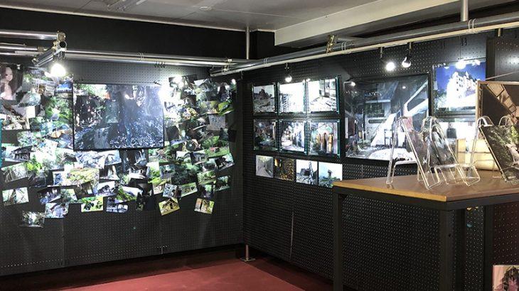 日本橋5丁目にサブカル特化型ギャラリー「モモモグラ」がオープン